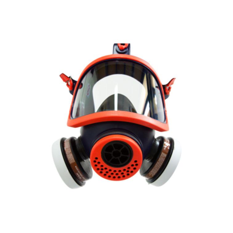 Brand interventie masker